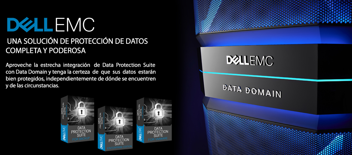 DELLEMC Data Domain & Data Protection Suite